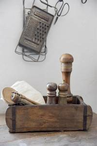 Bilde av Gammel mursteinsform UNIK